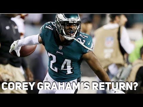Corey Graham Back To The Eagles?