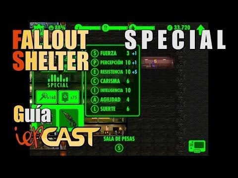 FALLOUT SHELTER - Guia De SPECIAL
