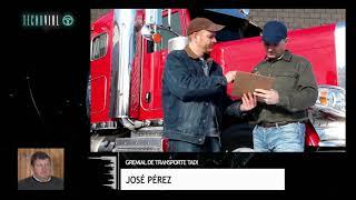 Hablamos con José Pérez / Transportista TADI