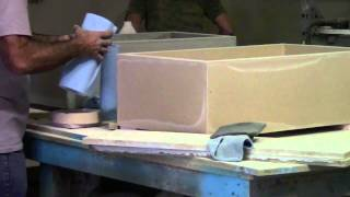 Making Of Concrete Farm Sinks