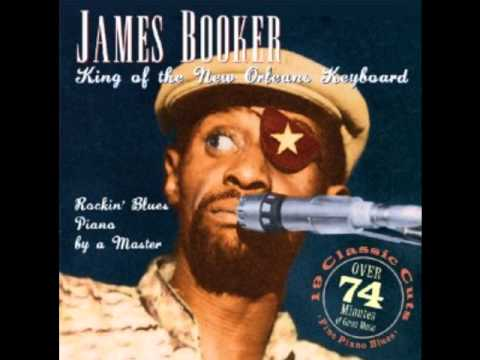 James Booker - Something You Got