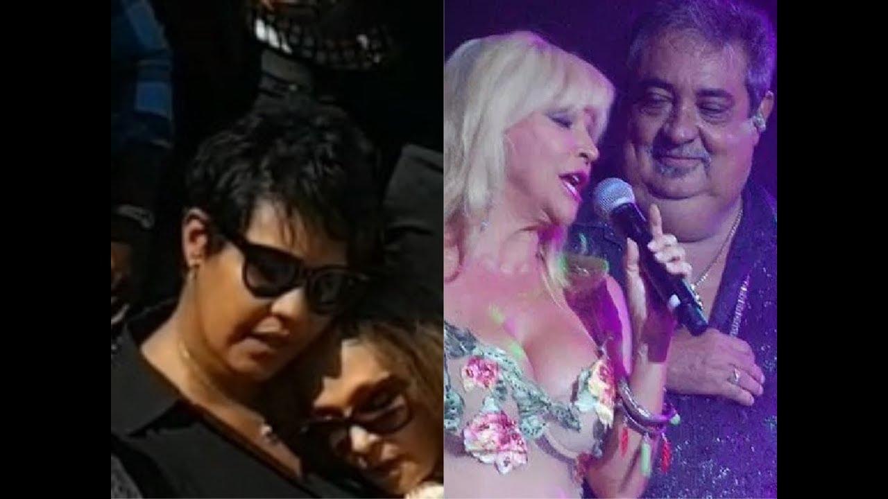 Yolandita Monge despide a Anthony Ríos, su gran amor - 2019