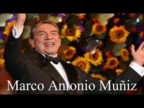 Para recordar escuchando a MARCO ANTONIO MUÑIZ