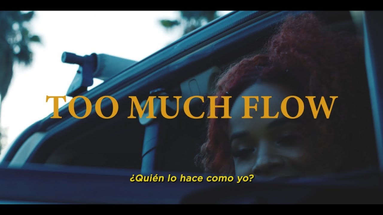 Robot95 ft. @Simpson Ahuevo  - Too Much Flow (VIDEO OFICIAL)