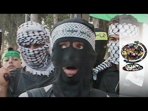 Israel Retaliates To Palestinian Suicide Bombings (2002)