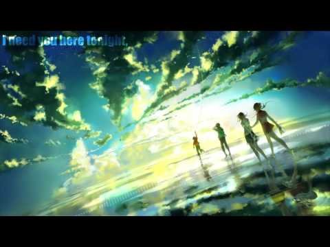 [Nightcore] A Day To Remember - If it means a lot to you