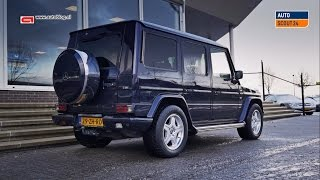 Mercedes-Benz G-Class buyers review