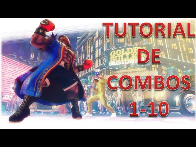 Tutorial de Combos - Balrog