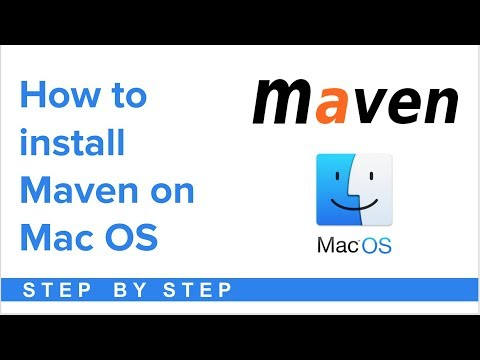 How to install Maven on Mac OS Beginners Tutorial - YouTube