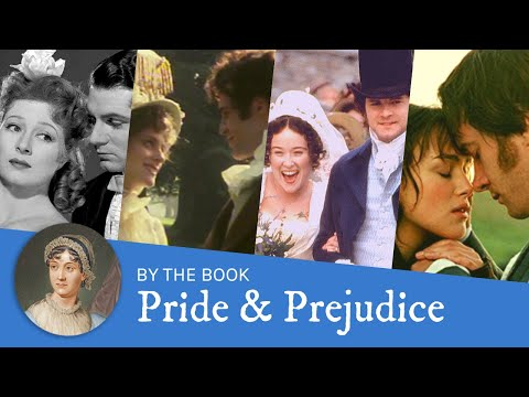 Book vs. Movie: Pride and Prejudice in Film & TV (1940, 1980, 1995, 2005)