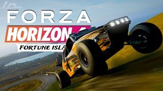 FORZA HORIZON 4 FORTUNE ISLAND Part 4 - 1800 PS Buggy?! | Lets Play
