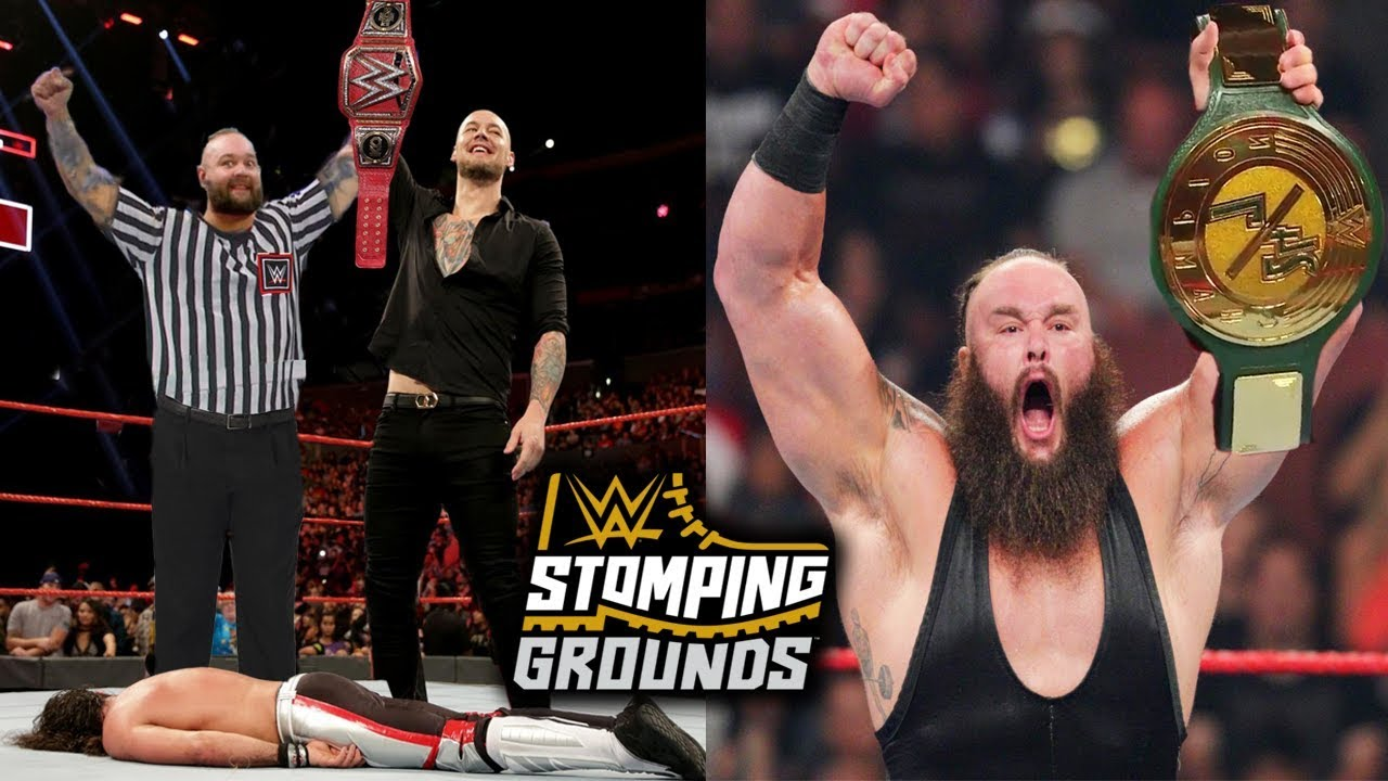 10 Last Second WWE Stomping Grounds 2019 Rumors & Spoilers - Bray Wyatt Helps Baron Corbin Win