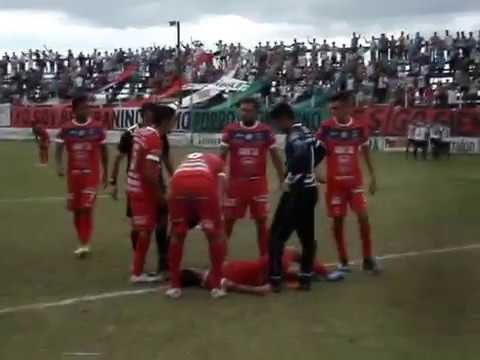 Fray Luis Beltrán 1 - Rodeo del Medio 0