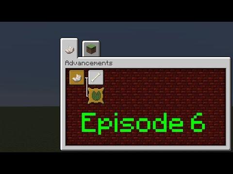 Minecraft Custom Advancements Tutorial E6: Fixes, Command Rewards and more!