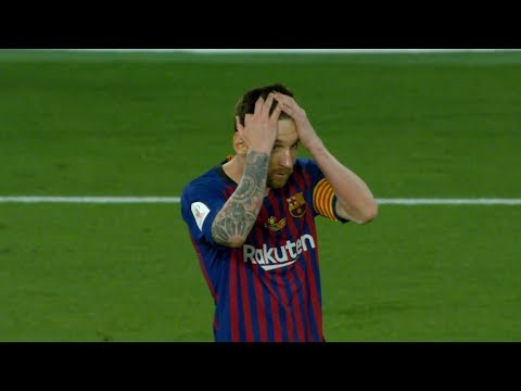 Lionel Messi vs Valencia (Copa Del Rey Final 2019) HD 1080i