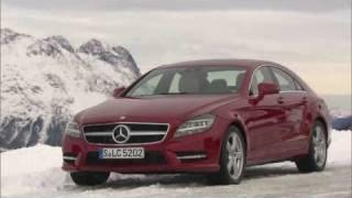 Mercedes Benz CLS Class 4Matic 2010 Videos