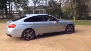 BMW 4 SERIES 420I M SPORT GRAN COUPE SILVER 2016