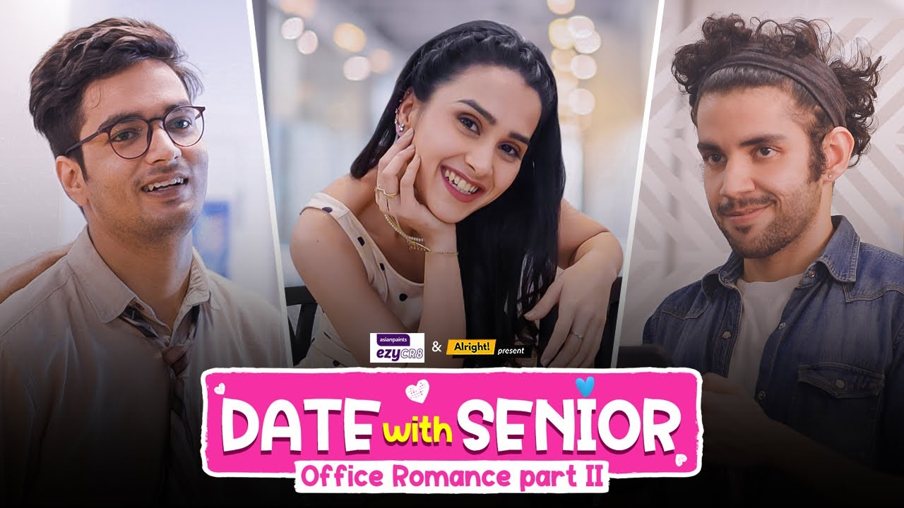 Download Alright! | Date With Senior | Office Romance 2/2 | Ft. Anushka Sharma, Parikshit Joshi & Vikhyat G