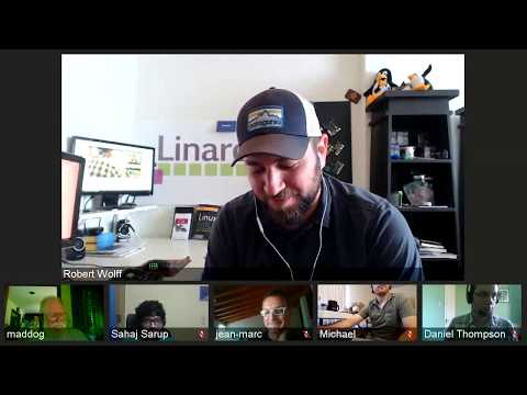 OpenHours #62 - Q&A, libmraa, the Carbon IoT 96Boards, commu