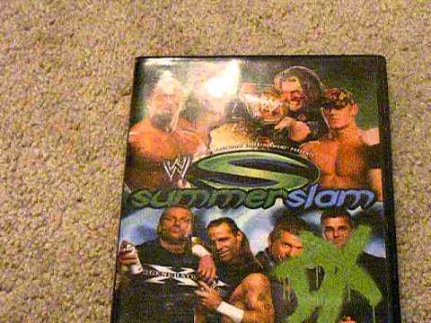 WWE SummerSlam 2006 DVD Review