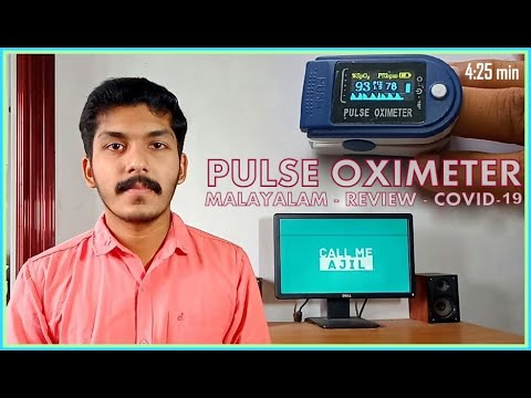 pulse-oximeter-malayalam-|-how-to-use-pulse-oximeter-|-spo2-|