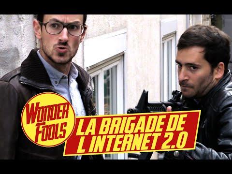 La brigade de l'internet 2.0