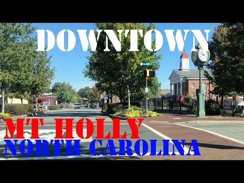 Mount Holly - North Carolina - Downtown Drive