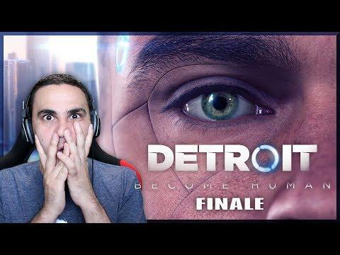 ΤΙ ΕΚΑΝΑ?! (Detroit: Become Human Φινάλε)