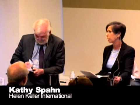 IFPRI Resilience short clip - Kathy Spahn - Oct 21, 2013