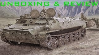Soviet MT-LB 05578 1/35 by Trumpeter Unboxing & Review