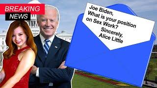 Joe Biden, What's Your Position on Sex Work?