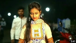 Tujhe Chand Ke Bahane Dekhu Tu Chhat Par Aaja Goriye | New Crush Love Story Song | HMCREATIONS28