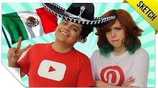 Redes Sociales 3: Fiesta Mexicana | SKETCH | QueParió! thumbnail