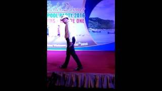 Ca sĩ Hoàng Minh .. hát giao lưu tại Phan Thiết