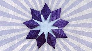 Origami Enneagram (Dáša Ševerová)