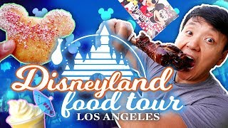 Download Disneyland FOOD REVIEW! Best & Worst Foods Mp3 and Videos
