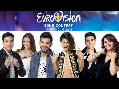 Eurovision Song Contest 2016   Spanish Preselection - MY TOP 6