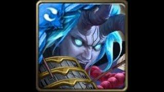 [Tower of Saviors] Pain of Wu Ming - Elite (Rakshasa)