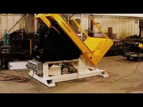 Titan Coil Upender 2578: Palletlized Coil Upender Video B