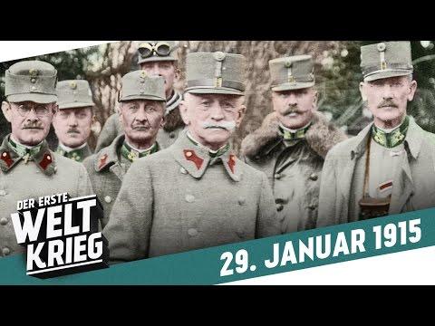 Alles oder Nichts - Winteroffensive in den Karpaten I DER ERSTE WELTKRIEG Woche 27