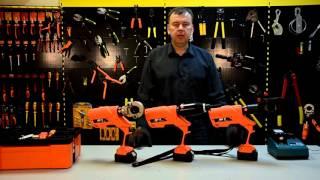 Электрогидравлический инструмент SHTOK — Обзор