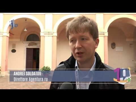 Interview with - Andrei Soldatov