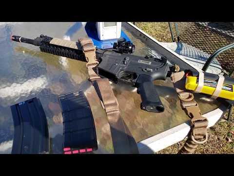 VFC Socom Gear Barrett Rec 7 DSG chrono