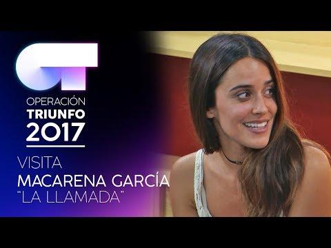 MACARENA GARCÍA aparece por SORPRESA | OT 2017