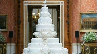 Família real britânica serve bolo de sete anos no batizado do príncipe Louis