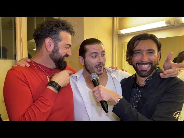 Kinky Boots intervista a Roberto Rossetti