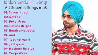Jordan Sandhu New Songs    new punjabi jukebox 2021    Best Jordan Sandhu punjabi songs    New songs
