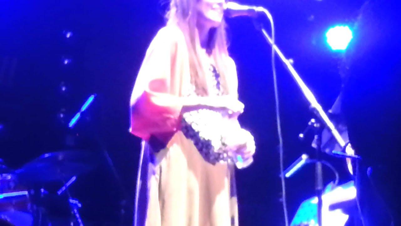 Priscilla Ahn Tour