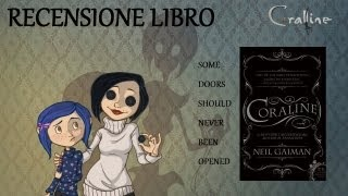 "Book Review ""Coraline"" - N. Gaiman"