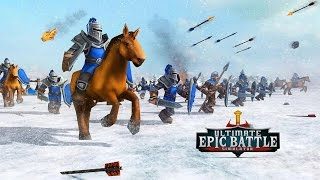 Ultimate Epic Battle Game ( by Gamtertainment) / Android Gameplay HD